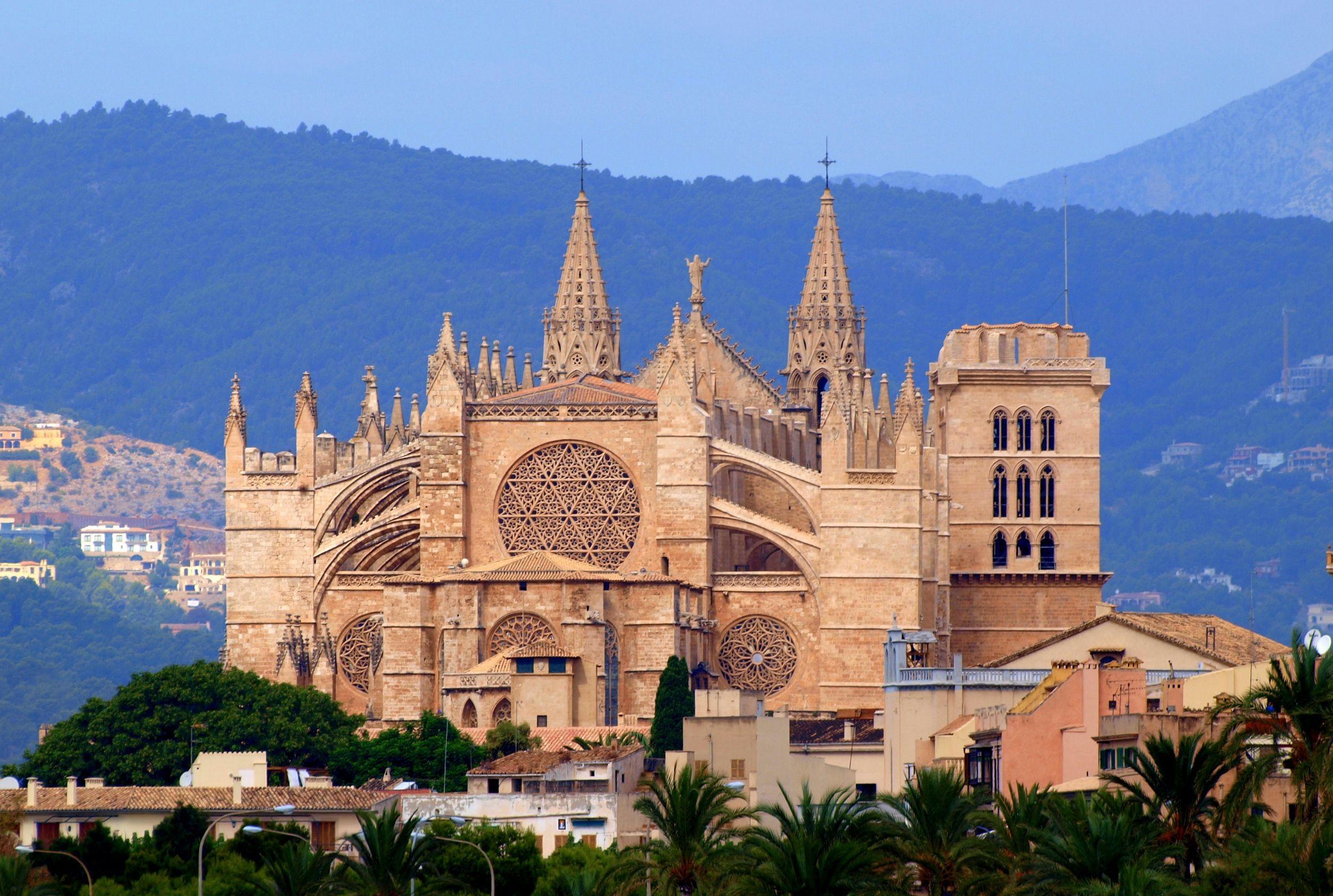 5 razones para conocer Palma de Mallorca
