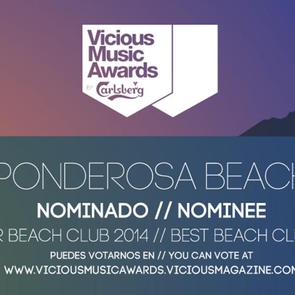Nominados al Mejor Beach Club de España