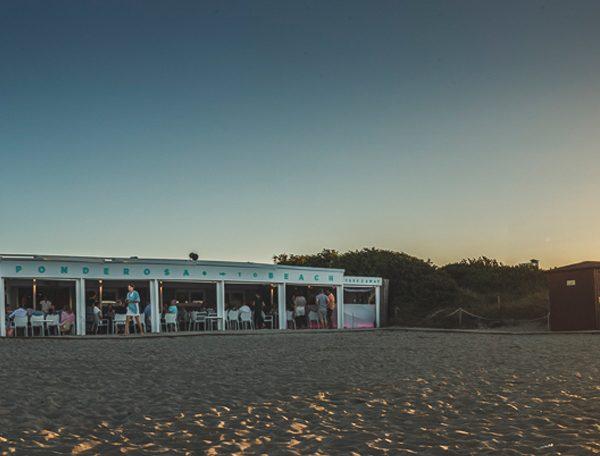 Beach Club in Mallorca