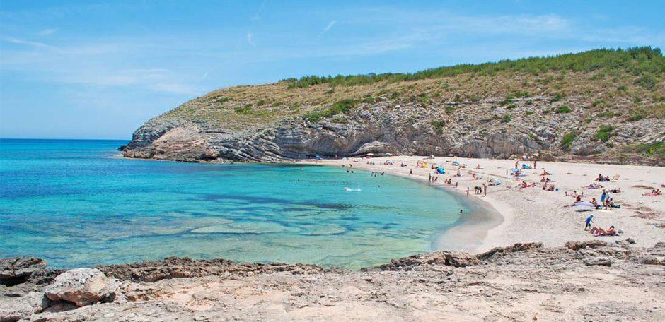 Ponderosa Beach plan dia norte Mallorca