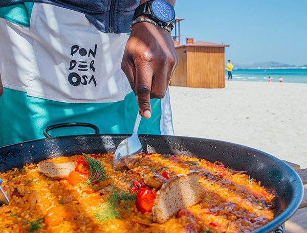 The best paella by the sea in Mallorca