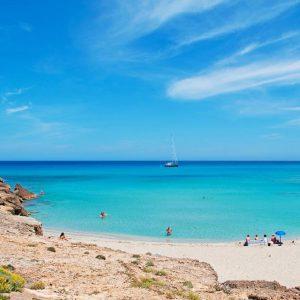 Cala Torta playa Mallorca Ponderosa Beach norte