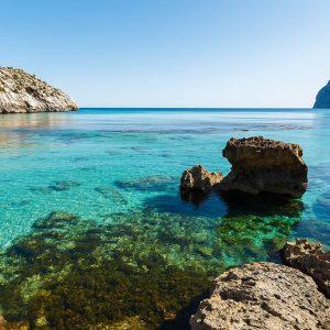 Calas norte Mallorca Cala Sant Vicenc Ponderosa Beach