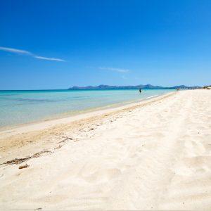 Ponderosa beach beautiful beahces alcudia