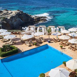 Ponderosa beach club Mallorca Mhares Sea club