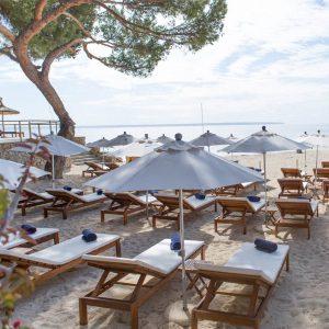 Ponderosa beach clubs balneario illetas