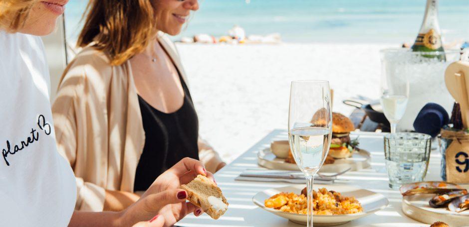 Ponderosa Beach beach club Mallorca Playa de Muro