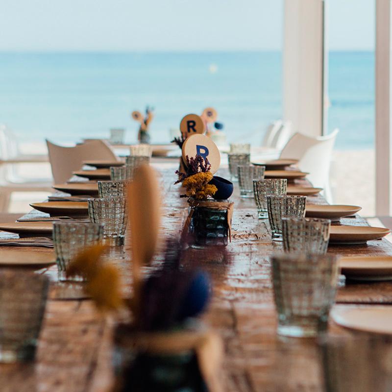 Eventos y grupos en la playa Mallorca