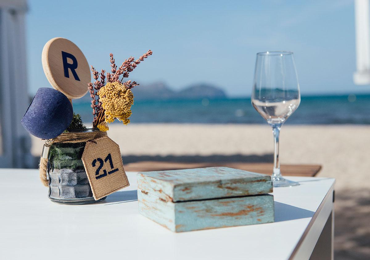Playa De Muro Karte.Beach Club Mallorca Restaurant On The Beach Ponderosa Beach