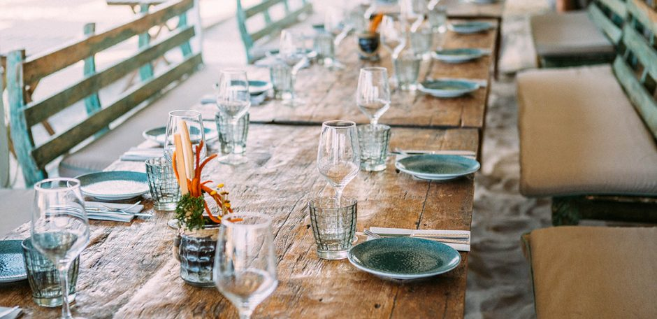 ponderosa beach restaurante grupos y eventos mallorca