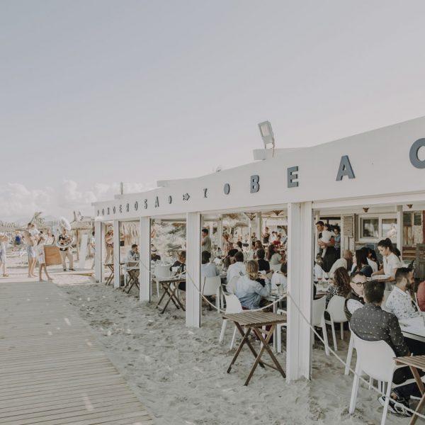 Beach Restaurant in Mallorca