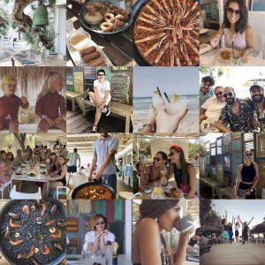 ponderosa temporada 2019 restaurante playa de muro